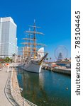 cityscape of  yokohama in japan   Shutterstock . vector #785104465