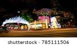 singapore dec 29  2017 ... | Shutterstock . vector #785111506