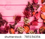 Colorful Scented Potpourri On ...