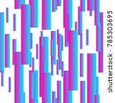 abstract modern design gradient ... | Shutterstock .eps vector #785303695