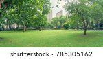 madison square park  new york... | Shutterstock . vector #785305162