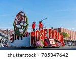 Pasadena   Jan 1  Rose Parade...