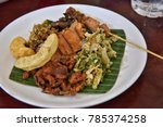food photography  indonesian... | Shutterstock . vector #785374258