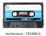 Vintage Compact Cassette On...