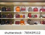 milan malpensa  italy   circa... | Shutterstock . vector #785439112