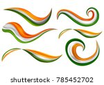 26th january  happy republic... | Shutterstock .eps vector #785452702