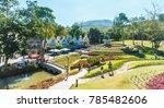 rayong thailand   january 1 ... | Shutterstock . vector #785482606
