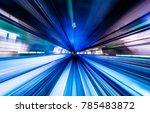 business concept   high speed... | Shutterstock . vector #785483872