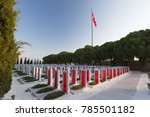 canakkale  turkey   august 04 ... | Shutterstock . vector #785501182