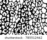 leopard  cheetah print  animal... | Shutterstock .eps vector #785512462