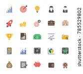 business icon vector | Shutterstock .eps vector #785529802