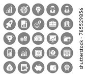 business icon vector | Shutterstock .eps vector #785529856