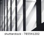 architecture details columns... | Shutterstock . vector #785541202