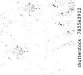 black white grunge pattern.... | Shutterstock . vector #785563912