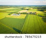 aerial photograph of the... | Shutterstock . vector #785675215