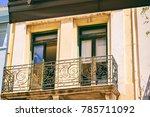 seascape. sea trip to crete | Shutterstock . vector #785711092