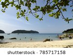pangkor island  malaysia   17...   Shutterstock . vector #785717158