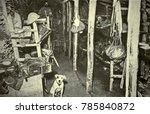 world war 1  battle of verdun....   Shutterstock . vector #785840872