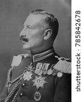 kaiser wilhelm ii of germany  c....   Shutterstock . vector #785842678