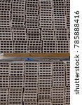 Small photo of Composite wood material for terrace and swimming pool deck.