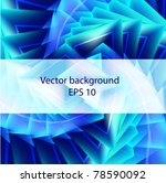 abstract colourful background... | Shutterstock .eps vector #78590092