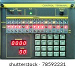 the communication server old... | Shutterstock . vector #78592231