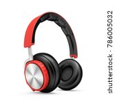 3d Rendering Headphones...