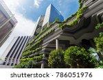 singapore  singapore   october... | Shutterstock . vector #786051976