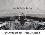 Words Have Power   Words ...