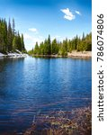 Lake Irene  Rocky Mountain...