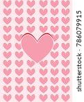 make people feel good... | Shutterstock .eps vector #786079915