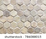 abstract tiled background.   Shutterstock . vector #786088015