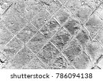 abstract background. monochrome ... | Shutterstock . vector #786094138
