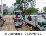 hong kong   oct 5  unidentified ...   Shutterstock . vector #786096412