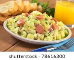 Fresh Potato Salad Made Of...