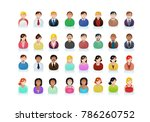 illustration of a various... | Shutterstock .eps vector #786260752