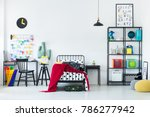 Colorful Bedroom For A Child...