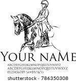 branding identity corporate... | Shutterstock . vector #786350308
