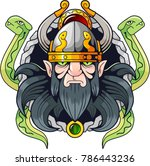 Ancient Scandinavian God Of...