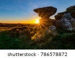 Brimham Rocks Sunrise