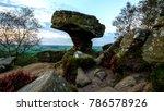 Brimham Rocks  North Yorkshire