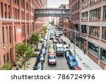new york  usa   september 30 ... | Shutterstock . vector #786724996