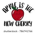 slogan graphic for t shirt | Shutterstock . vector #786741766