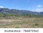 mountain in laos | Shutterstock . vector #786873562