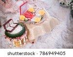 wedding  thai wedding  thai... | Shutterstock . vector #786949405
