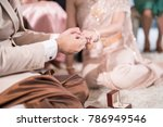 wedding  thai wedding  thai... | Shutterstock . vector #786949546