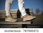 pavia  italy   december 13 ...   Shutterstock . vector #787000372