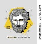 creative modern classical...   Shutterstock .eps vector #787031395