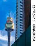 sydney  australia.   on... | Shutterstock . vector #787046716