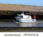 rye harbour  east sussex   uk   ... | Shutterstock . vector #787047676